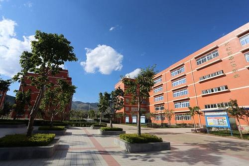 达州大竹县中峰职业技术学校地址在哪里